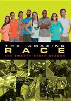 Cover image for The amazing race The twenty-ninth season