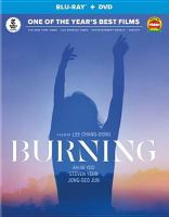 Cover image for Burning