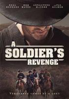 Cover image for A soldier's revenge