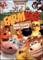Cover image for FARMkids Dude ranch boot camp
