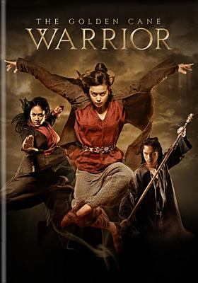 Cover image for The Golden Cane Warrior