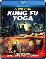 Cover image for Kung fu yoga