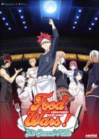 Cover image for Food wars! the second plate
