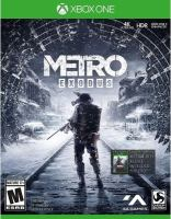 Cover image for Metro exodus