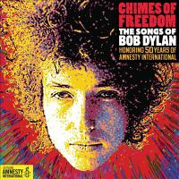 Cover image for Chimes of freedom the songs of Bob Dylan.