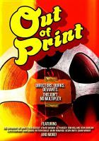 Cover image for Out of print