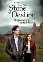 Cover image for Stone of destiny reclaiming the mythical relic.