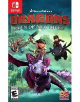 Cover image for Dragons: Dawn of the new riders