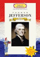 Cover image for Thomas Jefferson third president.