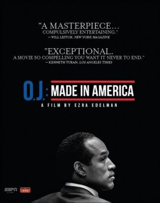 Cover image for O.J. made in America