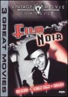 Cover image for Film noir
