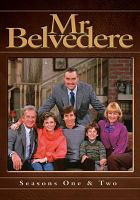 Cover image for Mr Belvedere Seasons one & two