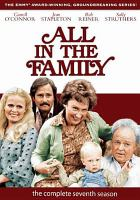 Cover image for All in the family The complete seventh season