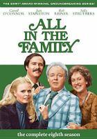 Cover image for All in the family The complete eighth season
