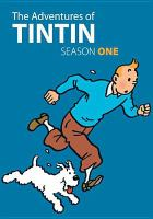 Cover image for The adventures of Tintin Season one