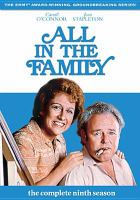 Cover image for All in the family The complete ninth season.