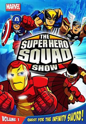 Cover image for The super hero squad show Season 2, Infinity gauntlet!