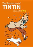 Cover image for The adventures of Tintin Season two