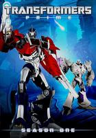 Cover image for Transformers prime Season one