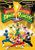 Cover image for Mighty Morphin Power Rangers. Season 1, vol. 2