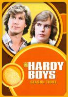 Cover image for The Hardy Boys. Season three