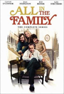 Cover image for All in the family. Seasons one & two