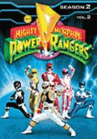Cover image for Mighty Morphin Power Rangers. Season 2, vol. 2