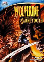 Cover image for Wolverine versus Sabertooth