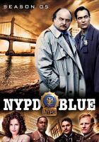 Cover image for NYPD Blue Fifth season
