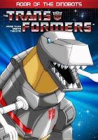Imagen de portada para The transformers - more than meets the eye: roar of the dinobots