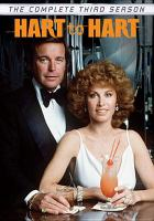 Cover image for Hart to Hart The complete third season