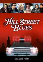 Cover image for Hill Street blues Season four