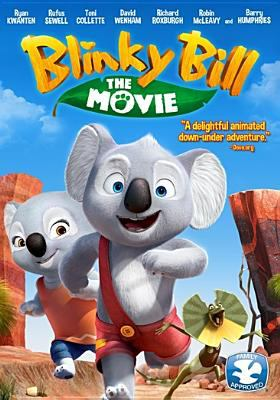 Cover image for Blinky Bill the movie