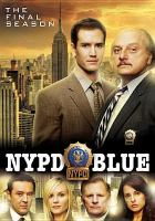 Cover image for NYPD Blue the final season