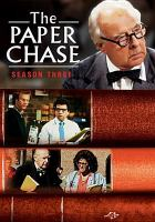 Cover image for The paper chase Season three