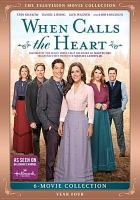 Cover image for When calls the heart season four : 6-movie collection