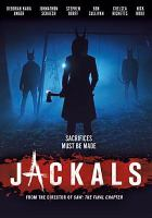 Cover image for Jackals