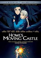 Cover image for Howl's moving castle