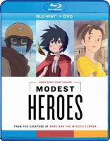 Cover image for Modest heroes