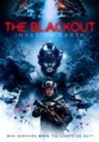 Cover image for The blackout invasion Earth.