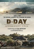 Cover image for D-day Normandy 1944