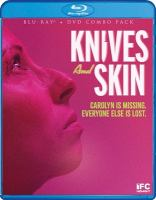 Cover image for Knives and skin