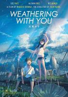Cover image for Weathering with you