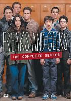 Cover image for Freaks and geeks the complete series