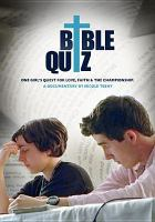 Cover image for Bible quiz
