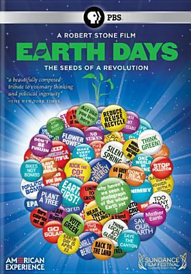 Cover image for Earth days