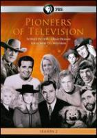 Cover image for Pioneers of television Season 2