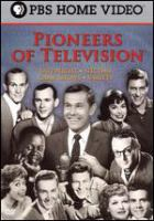 Cover image for Pioneers of television Season 1
