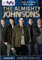 Cover image for The Almighty Johnsons season 1