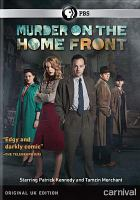 Cover image for Murder on the home front